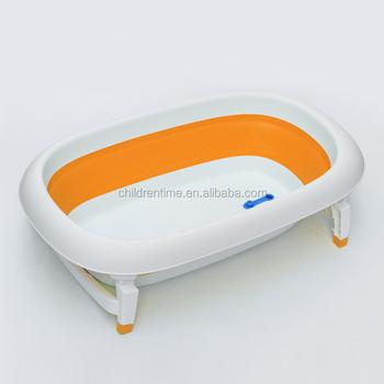 Pliable Bebe Bain Confortable Enfants Baignoire Douche Bassin Buy