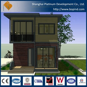 Modular House (69 m.sq) mobile home, prefab homes, safest portable building