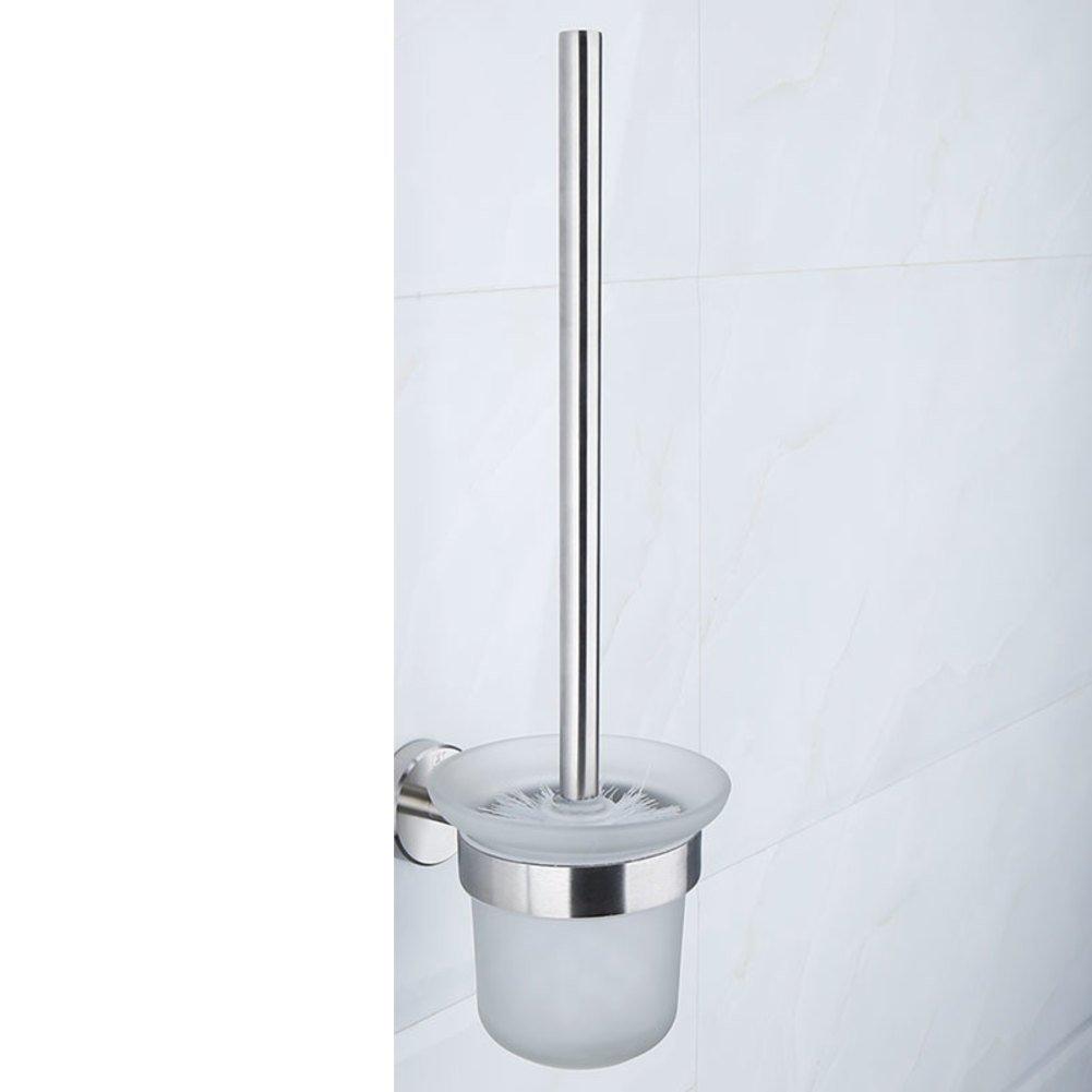 Bathroom toilet shelf/Toilet brush holder/Stainless steel toilet brush cup holders/ Bathroom suite toilet-B
