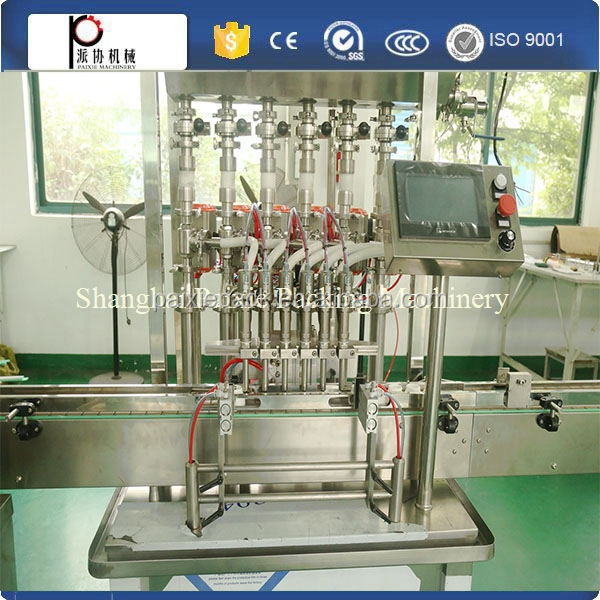 ISO 9001 Factory new condition face cream/eye cream/body cream bottle filling capping machine