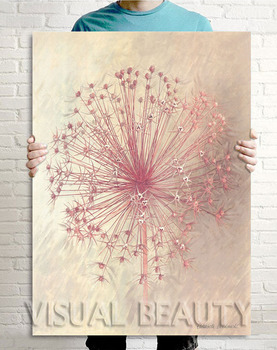 High Quality Dandelion Canvas Wall Art Painting