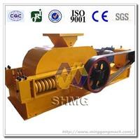 Good working performance roll crusher equipment