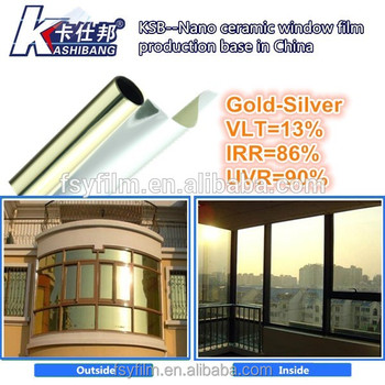 High Quality Adhesive Gl Sticker Block Sun S Heat Window Film For Building