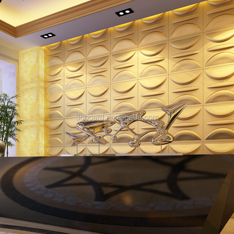 Cheap Waterproof Pvc Material Decorative Wall Paneling 3d For Home ...
