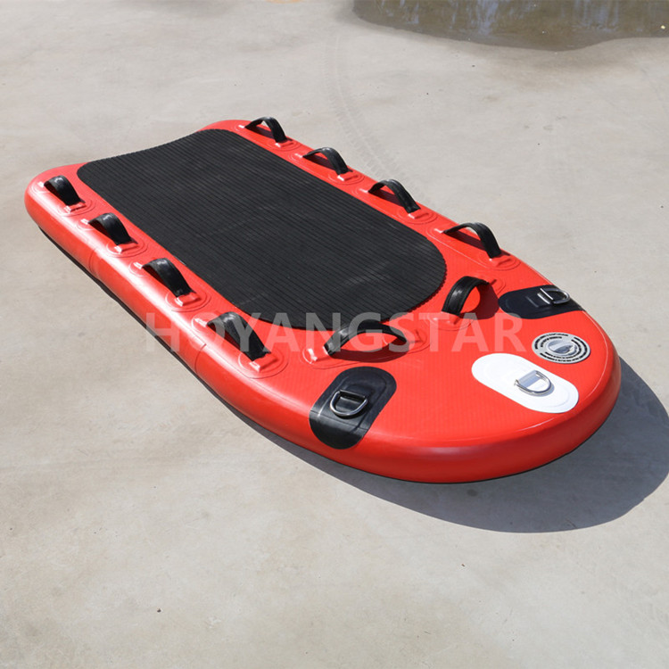 Surfing Paddle Board Surf Body Sup Inflatable กระดานโต้คลื่น