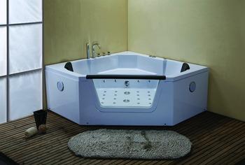 Vasca Da Bagno Triangolare : Iaurora triangolare getto daria ja cu zzi massaggio vasca da bagno