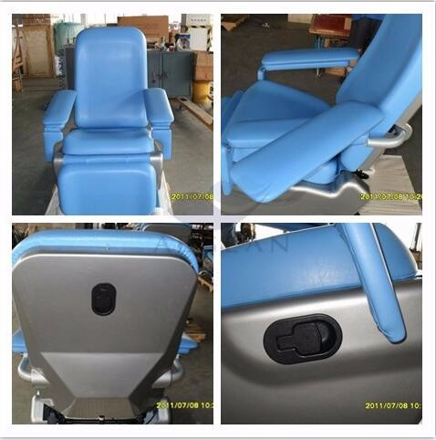 AG-XS104 high level manual sections blood donation hospital recliner chair bed