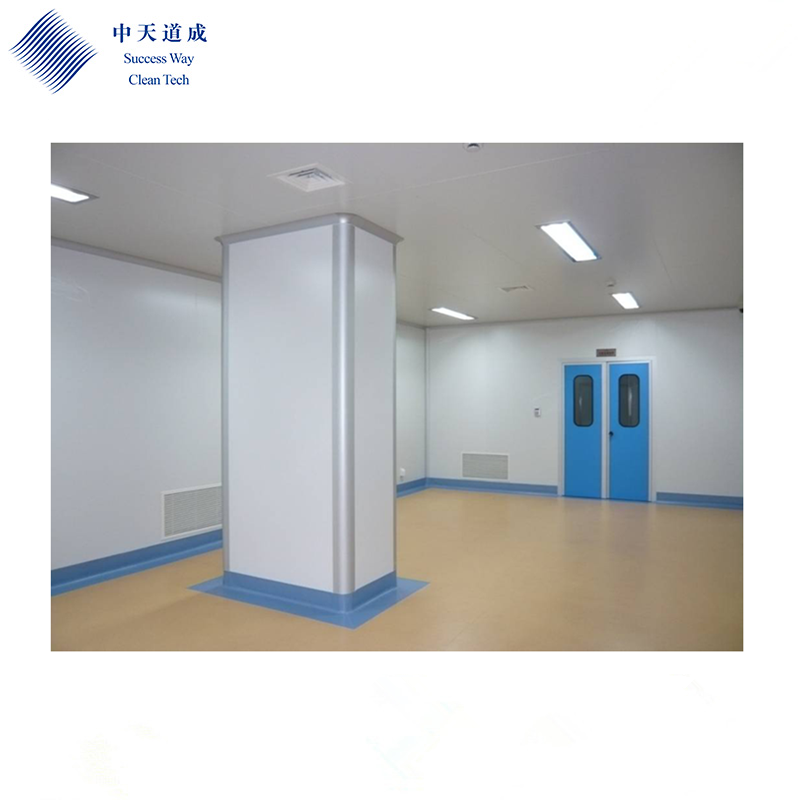 Modular Clean Room Wall Panel System