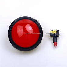 Latest sealed 10cm round arcade game push buttons switch