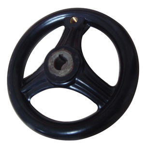 New type hand wheel, plastic handwheel, cast iron handwheel