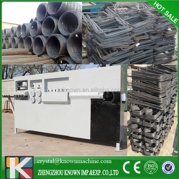 Automatic Rebar bending machine used for coil steel bar, deformed bar,  round bar, View automatic rebar bending machine used, Known-automatic rebar