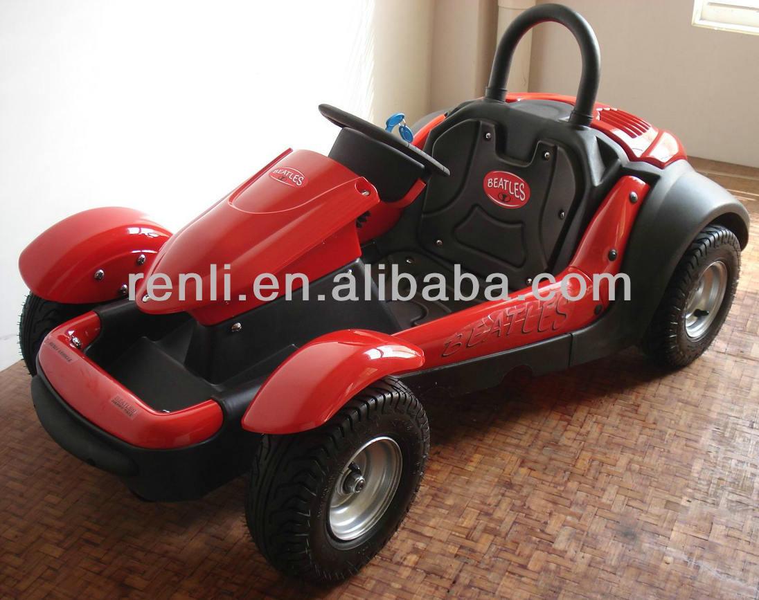 Renli 200 W Niños Mini Go Kart Eléctrico Barato Para La Venta - Buy ...
