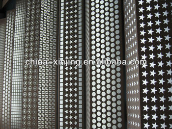 Metal Wall Panel/perforated Covering/cladding/metal Facade(ISO9001,CE)