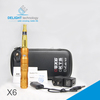 High quality mech mod x6 e-cig original Kamry product with best price