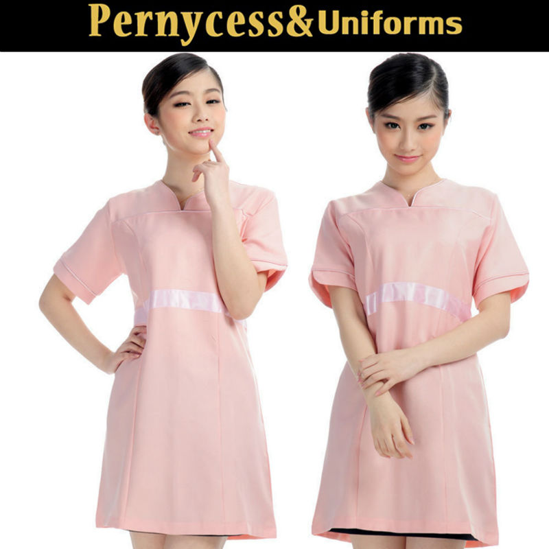 Sal n de belleza spa uniforme otros uniformes for Spa uniform indonesia