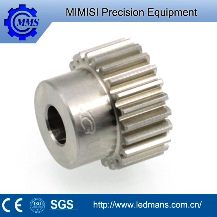 MMS High Quality Forged Crown Wheel Pinion Gears for Various Heavy Trucks and Autos