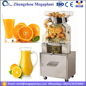 Wholesale commercial orange juicer machine price with parts