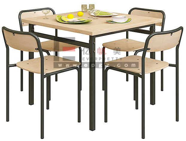 Dining Table Furniture School Lunch Table Folding School Dining Table