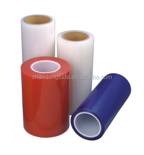 2014 pe protection film for glass