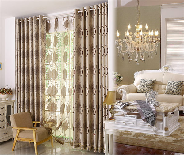 Yilian home decor turkish curtains living room curtains for Decoration fenetre ikea