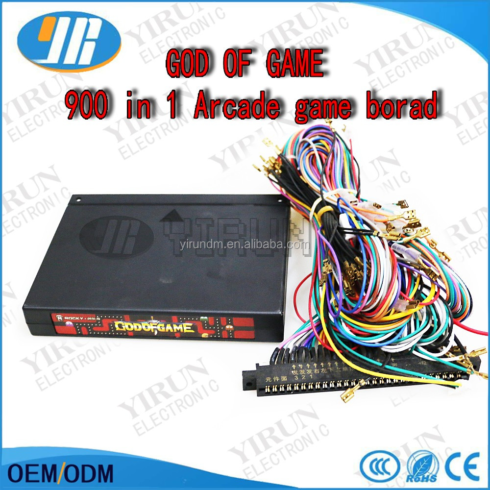 Jamma Multigames Wholesale Suppliers Alibaba Icade Wiring Harness