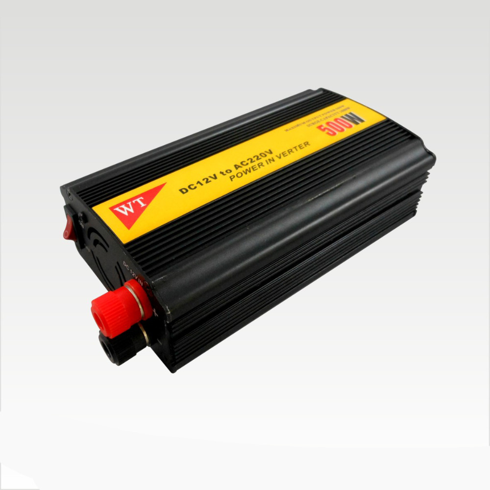 best car use 12v 220v 500w power inverter