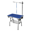 Stainless Steel Dog Pet Grooming Table With Wheels