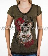Promo T Shirt Ladies/Ladies Fashion t Shirt