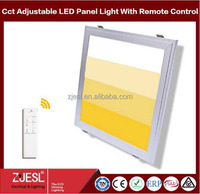 40W 600x600 led panel light housing Dimmable