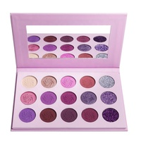 Wholesale Cosmetics Makeup Eyeshadow Palette Vendor