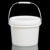 High Quality 8 to 11 liter Plastic Bucket with Lid