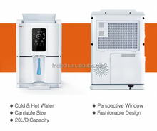 20L/day Hot and Cold Air to water drinking machine