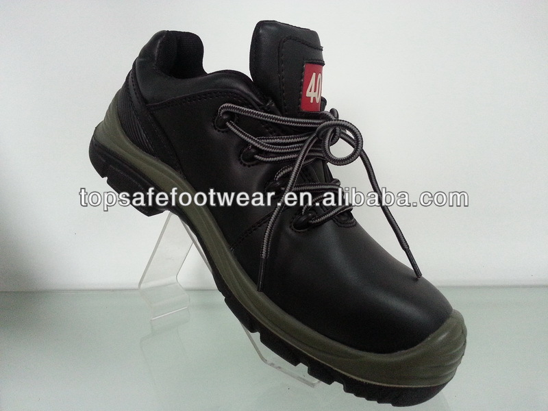 TOPSAFE comfortable liberty police safety shoes