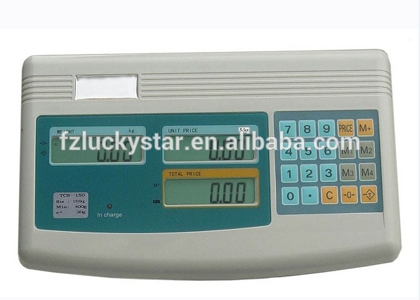 Hot sell LCD display Electronic Digital (Mech-Electronic )Price computing Indicator
