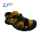 Wholesale summer man closed toe shoes gladiator sandals