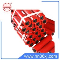 airport ground support equipment steel roller for nylon roller conveyor