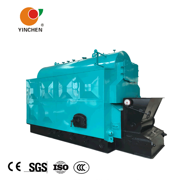 Horizontal Three Return Fire and Water Tube Hybrid DZL <strong>Coal</strong> Wood Fired Boiler Price
