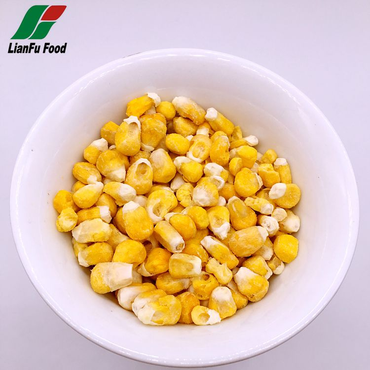 A grade dried vegetables dried yellow sweet yellow corn