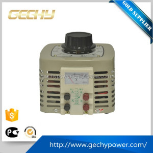 500v 1kv 2kv 3kv 5kv single phase 24v ac output manual contact type voltage regulator/stabilizer