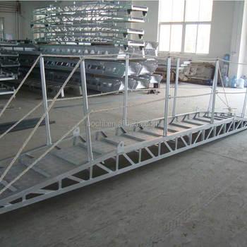 Dnv Gl 15m Aluminum Boat Gangway Buy Boat Gangway Used