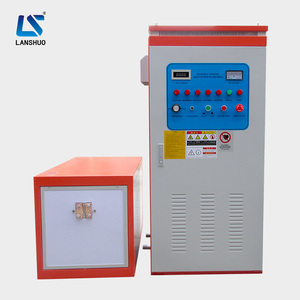 induction heating machine for coil springs hot forging
