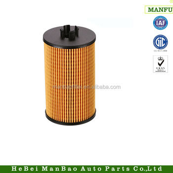 Customize Oil Filter Oe Number (6086763 )apply For Cars