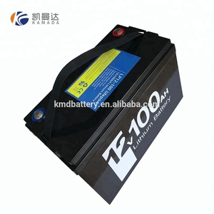 Wholesale 12V 200Ah lithium li ion battery for solar power system