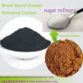 Acid Washed Wood Based Activated Carbon For Sugar Refining