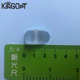 Kingopt OEM BK7 Porro Prism Hypotenuse 25mm with 12.5mm Clean Aperture Optical Prism