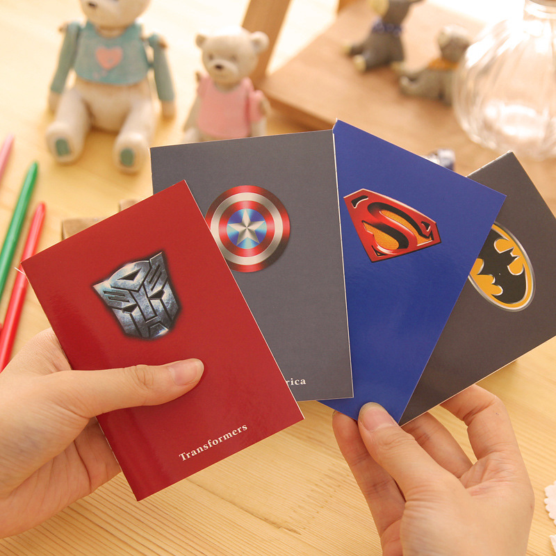 Wholesale promotional lovely cheap mini notebook