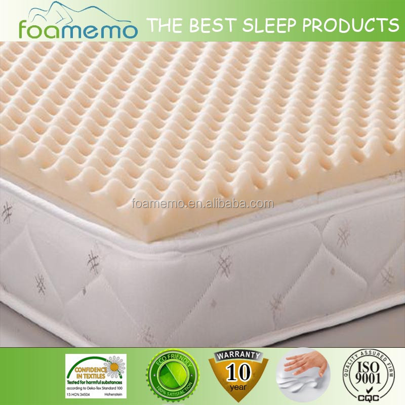 10inch bonnel spring counter shape foam mattress with quilted bamboo cover ten year warranty