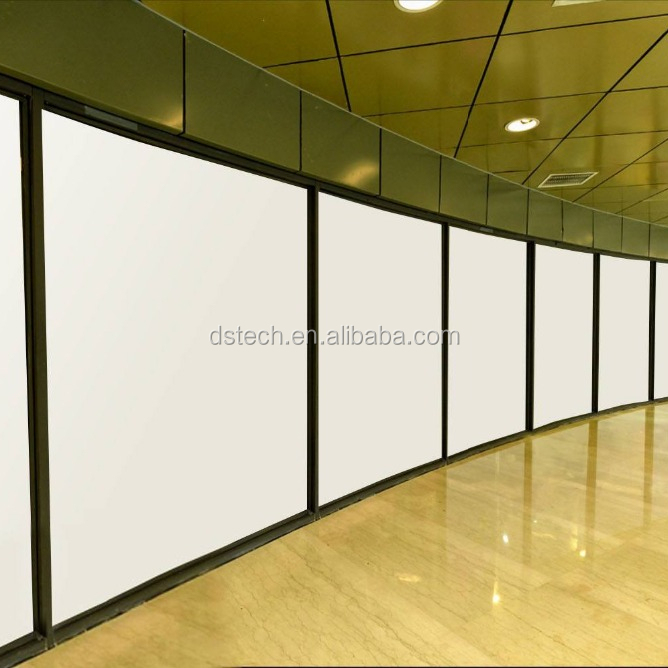 promotion customized smart pdlc film electrochromic glass,switchable glass