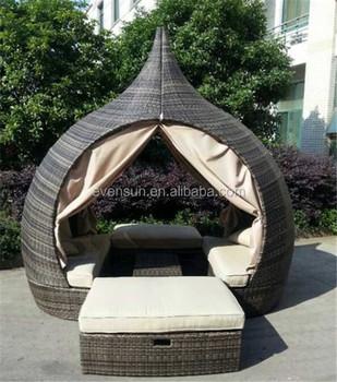 Design Unico Tempio Divano In Rattan Esterno Mobili - Buy Product on ...