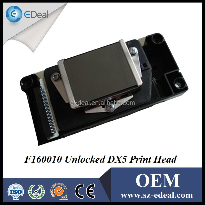 New and original ! water based F160010 DX5 printhead for Epson R2000 printer head
